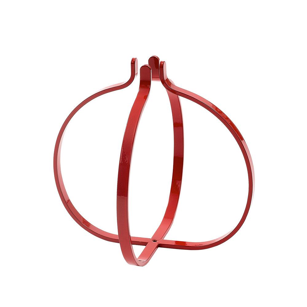 Clip Ljusstake Granatäpple Röd