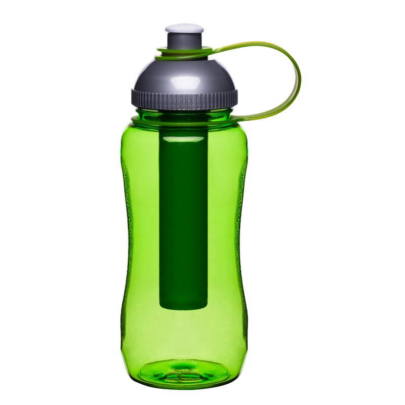 Sagaform Picnic Flaska Med Iskolv, Grön