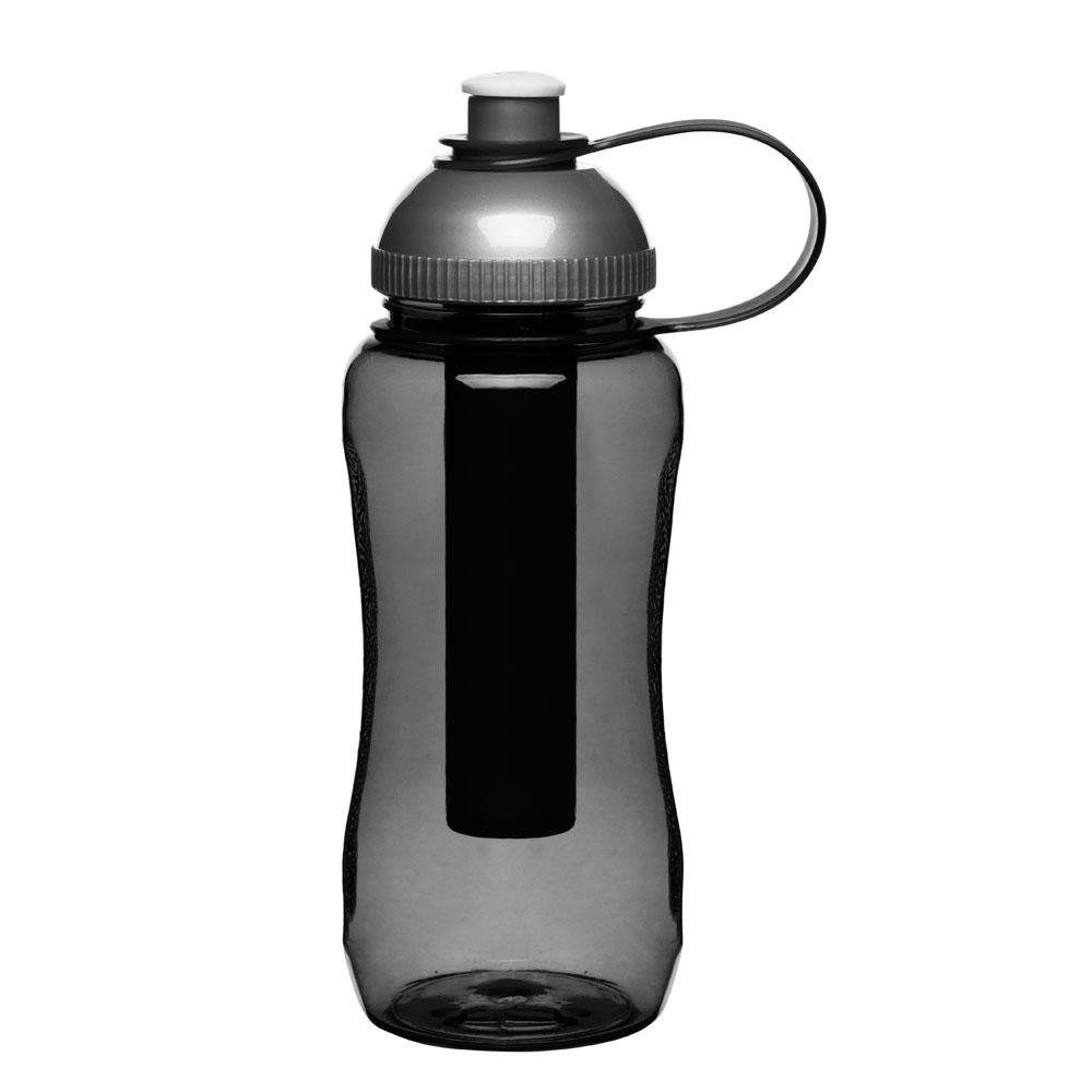 Sagaform Picnic Flaska med iskolv, Grå, 52  cl
