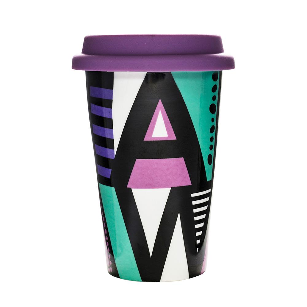 Café Take Take Away Mugg Med Lock 25cl