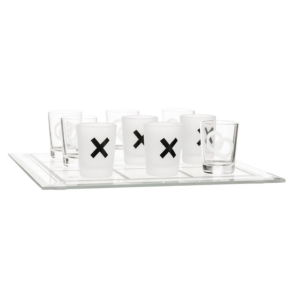 Bar Drinkspel Luffarschack 25×25 cm