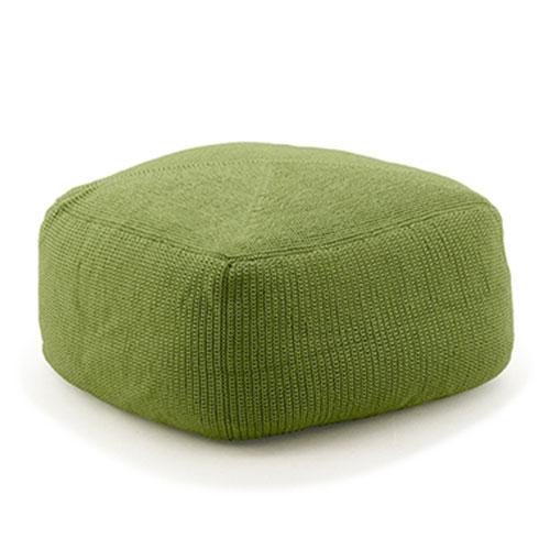 Divine Sittpuff Grön