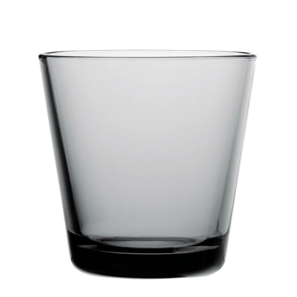 Kartio Dricksglas 21 cl Grå