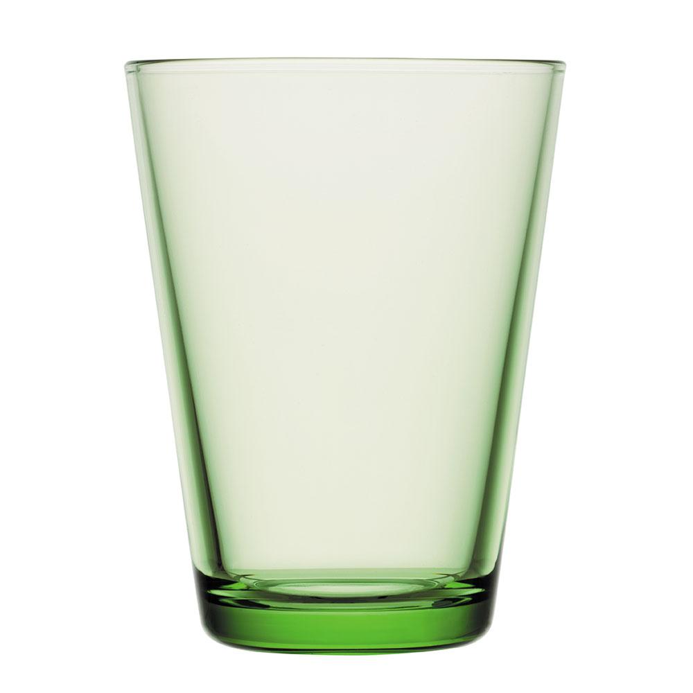 Kartio Dricksglas Äppelgrön 40 cl