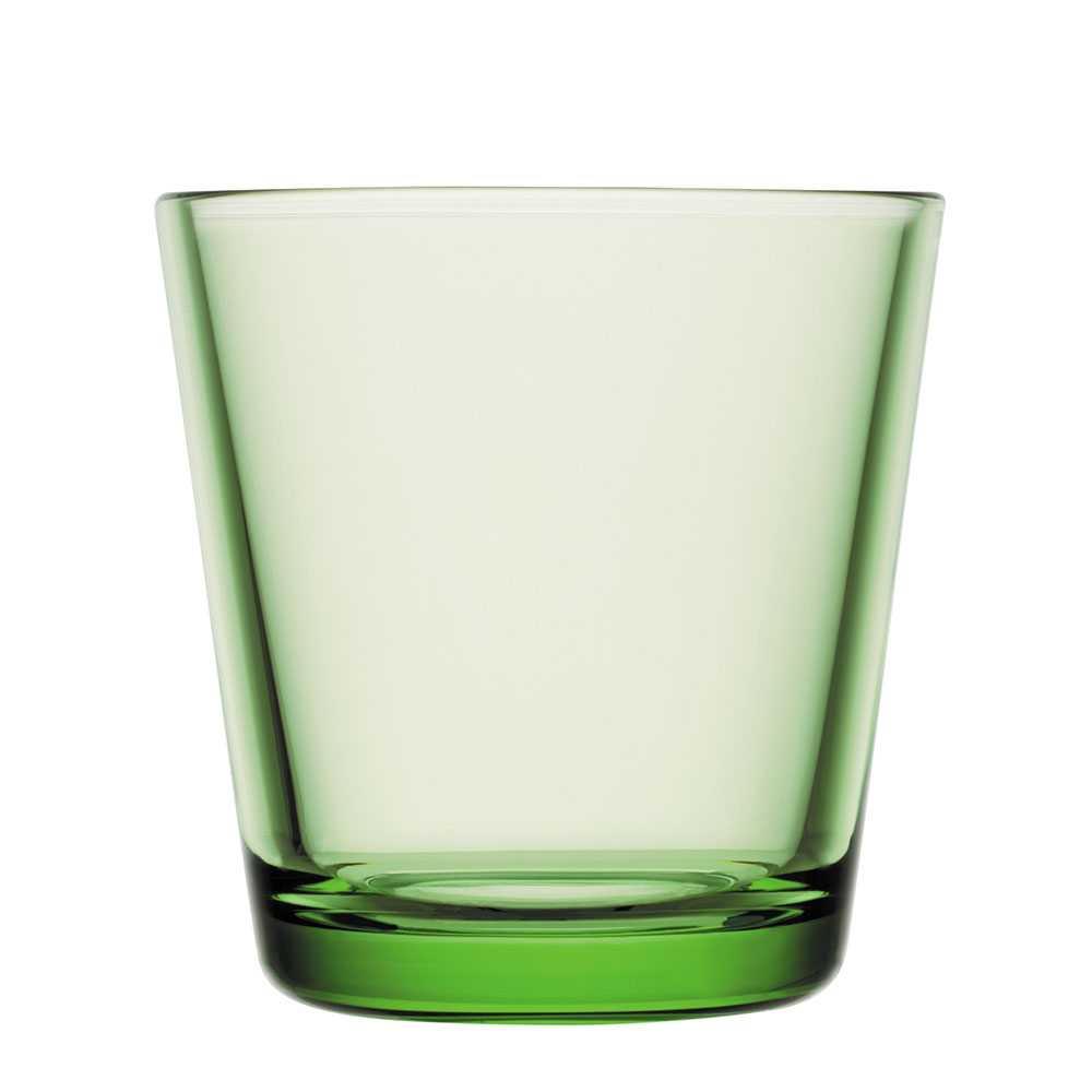 Kartio Dricksglas Äppelgrön 21 cl