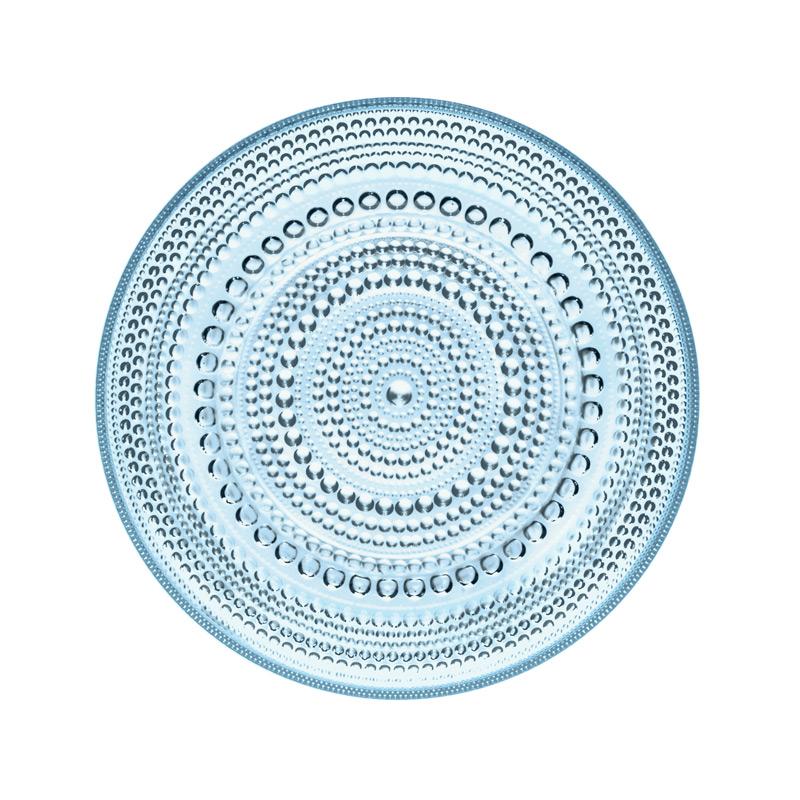 Kastehelmi Fat, Ljusblå 170 mm, Iittala