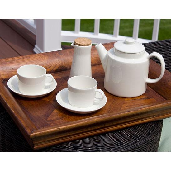 teema kaffekopp 22 cl vit kaj franck iittala. Black Bedroom Furniture Sets. Home Design Ideas