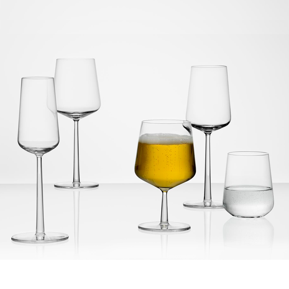 Essence Ölglas 48cl, 4-Pack, Iittala