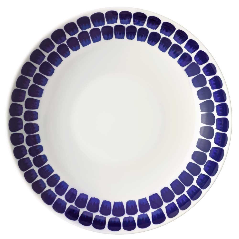 24h Tuokio Pastatallrik 24 cm Koboltblå