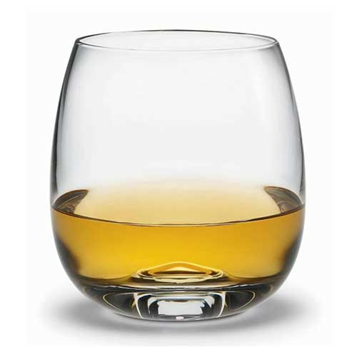 Holmegaard Fontaine Whiskyglas, 12 cl