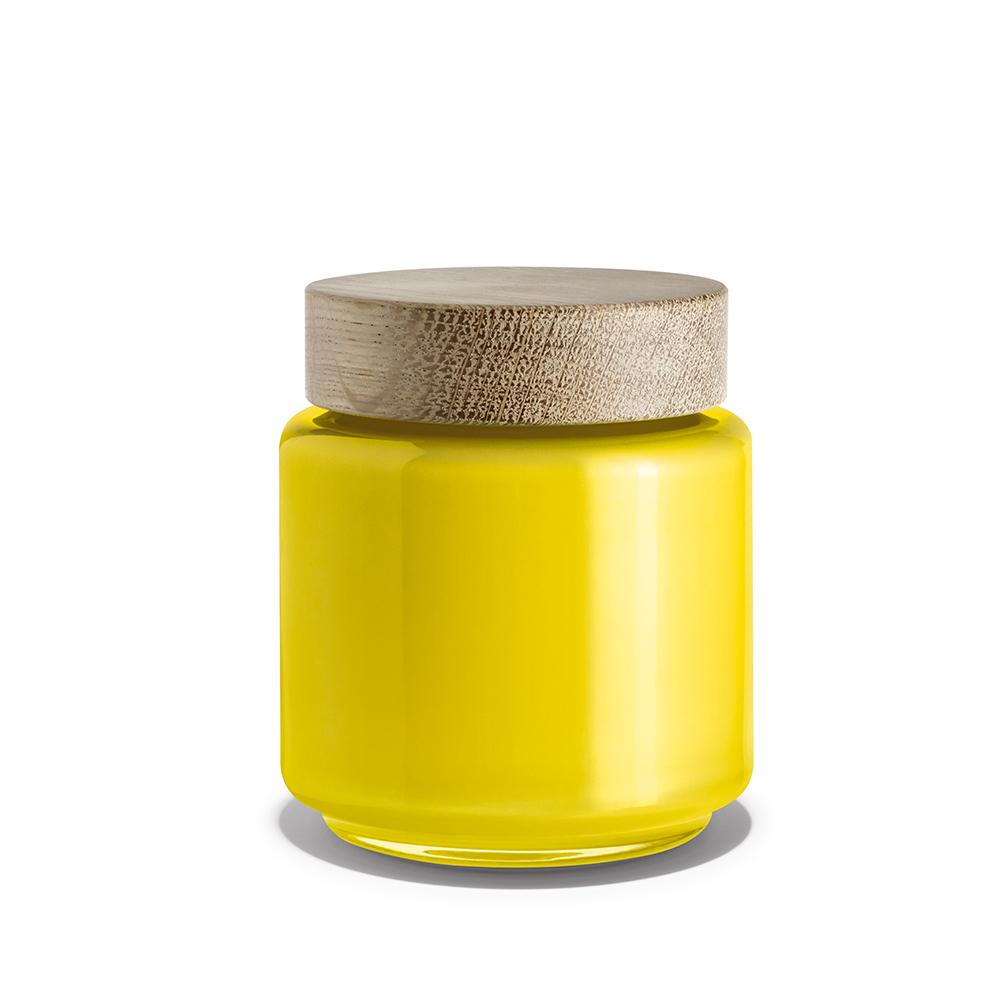 Palet Förvaringsburk 0,5L Gul