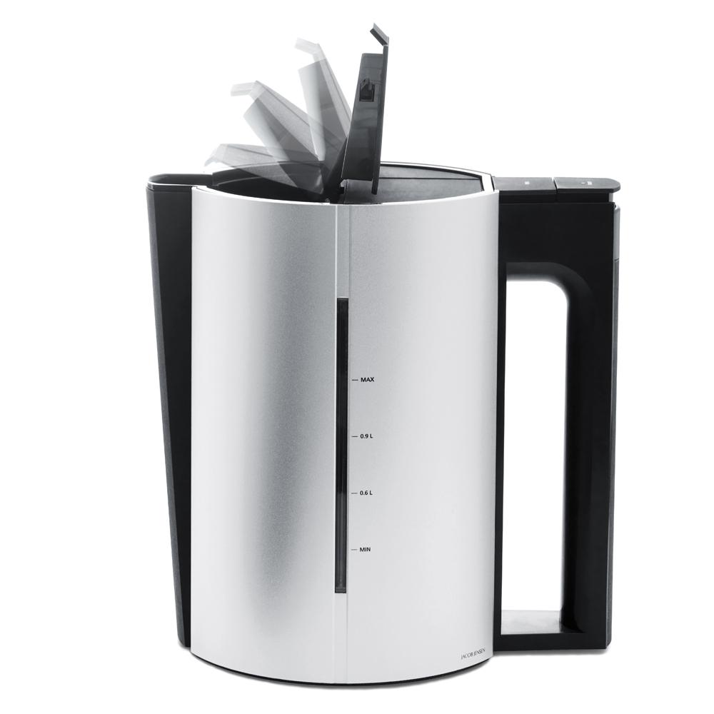 Jacob Jensen Vattenkokare 1,2 liter Aluminium