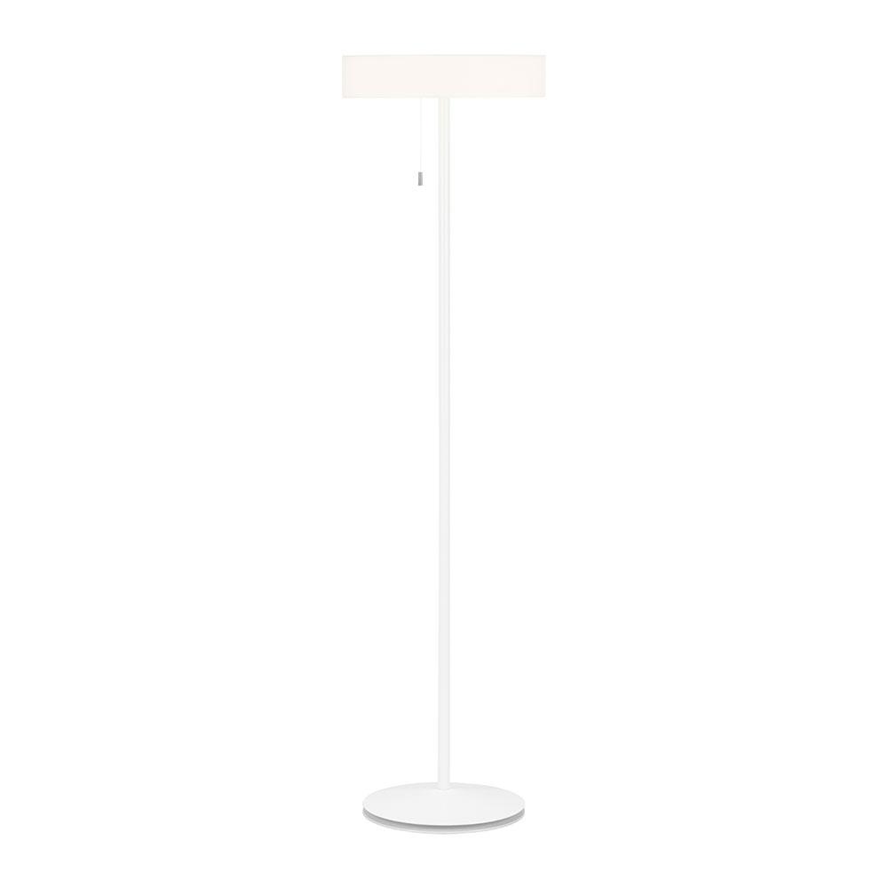 Hi-Hat Golvlampa 38,5cm Vit