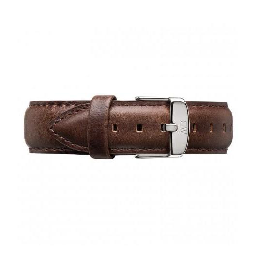 Classic Bristol Herrklocka 40mm, Silver, Daniel Wellington