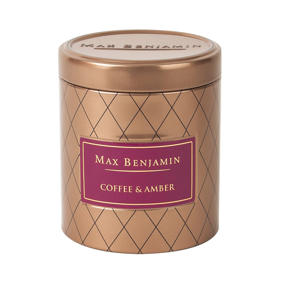 Doftljus Coffee & Amber