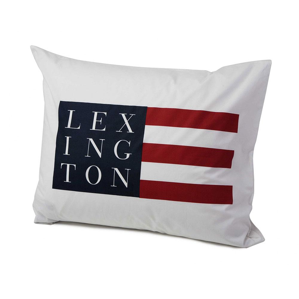 Lexington Kuddfodral 50x60cm, Vit