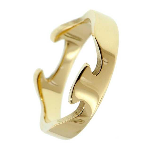 Fusion Guld Ring
