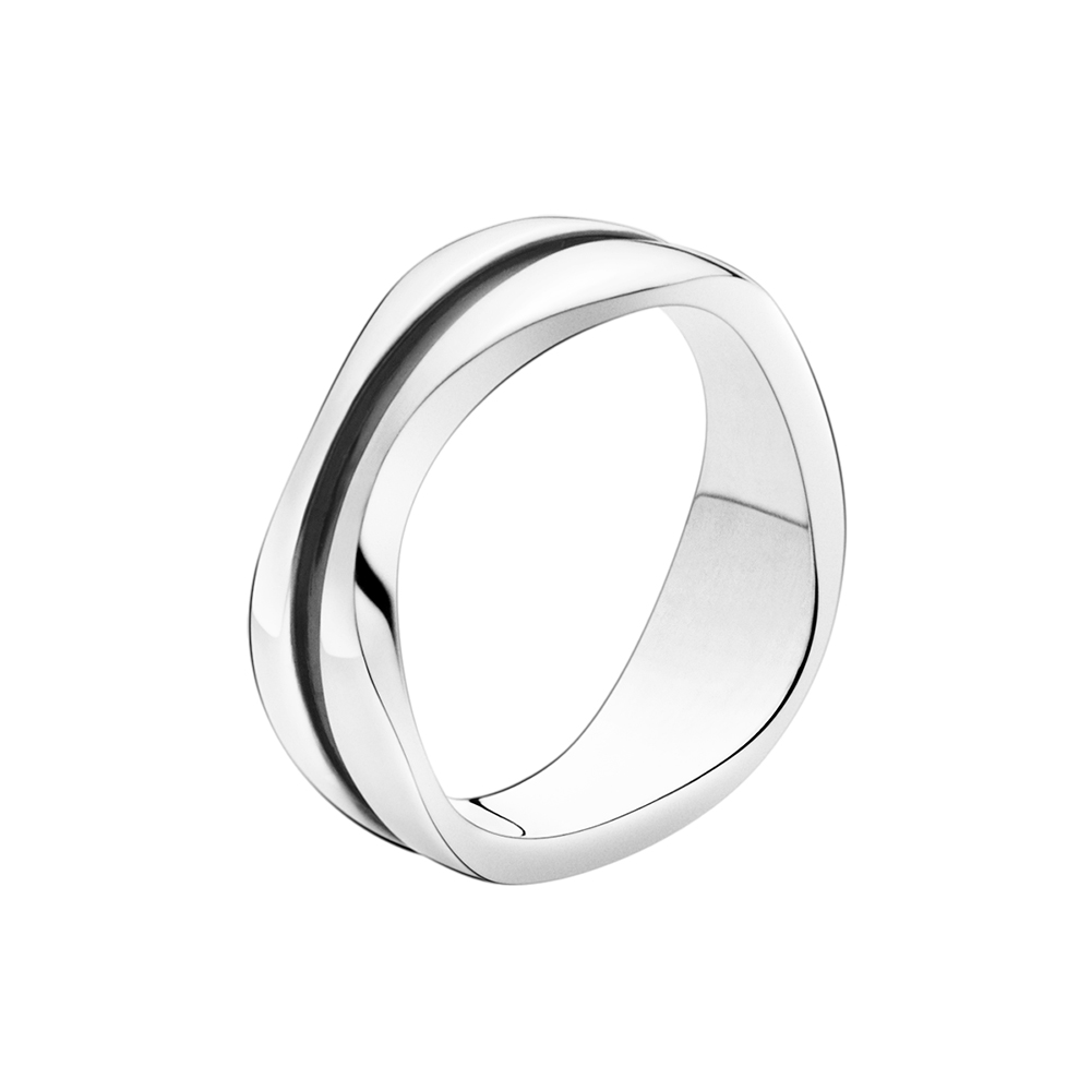 Ring Oxiderat sterlingsilver