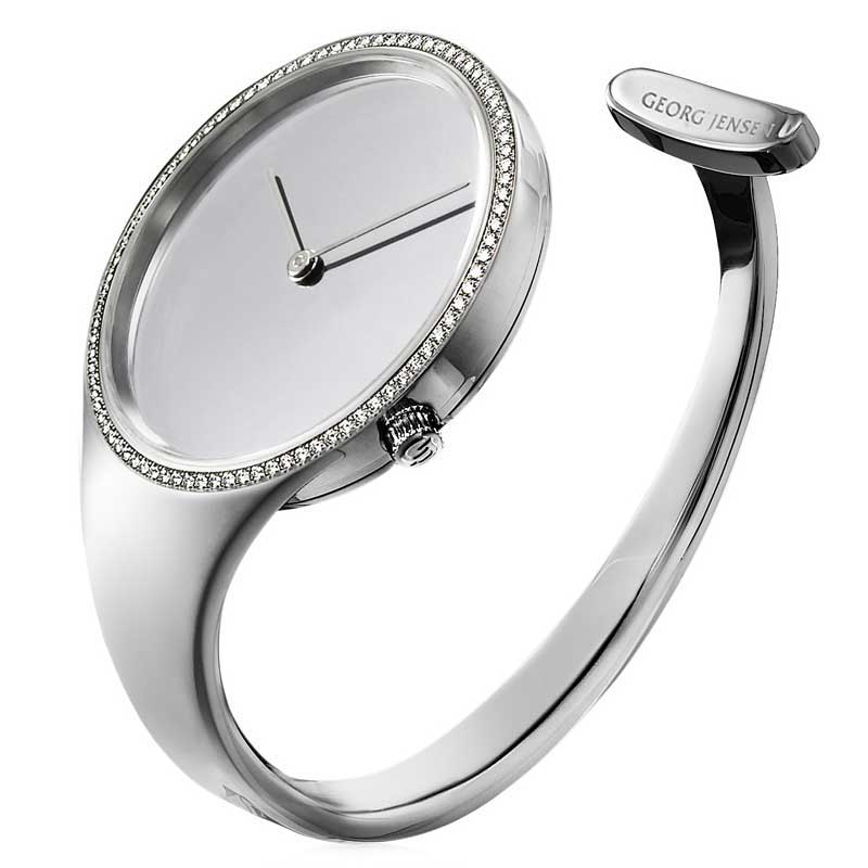 Georg Jensen Vivianna Brilliant 336 Klocka Med Diamanter
