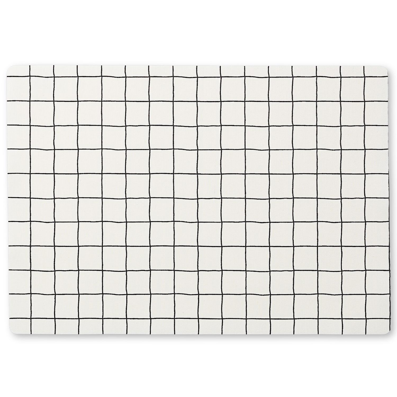 Grafico Bordstablett 30x45cm, Vit, Juna