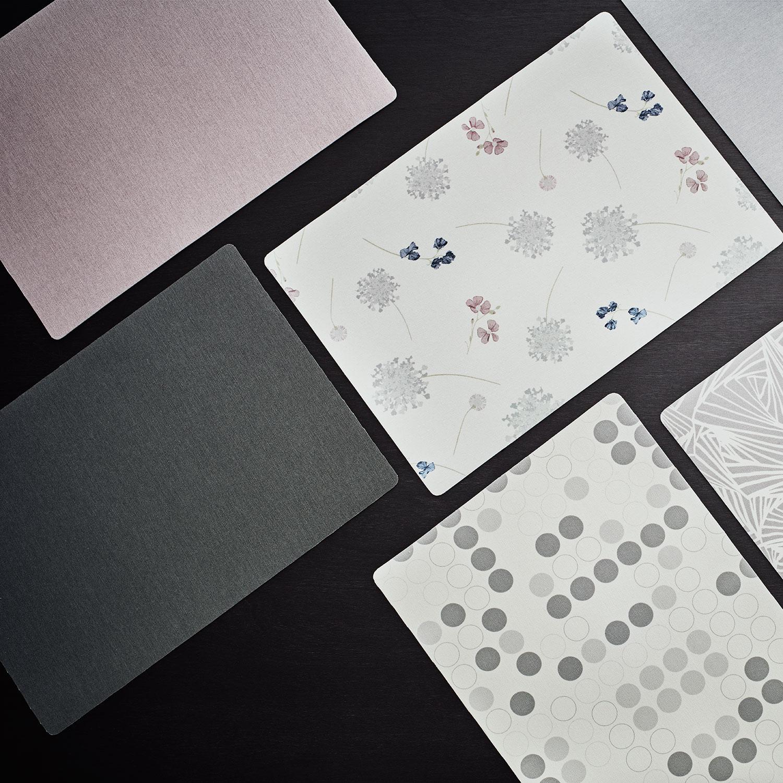 Basic Bordstablett 30x45cm, Smoked Pearl, Juna