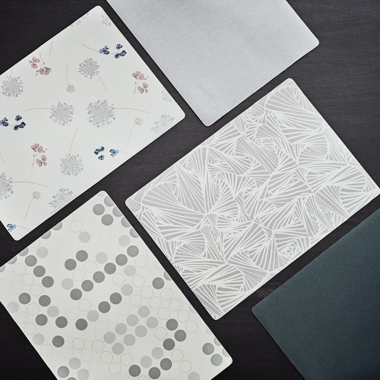 Basic Bordstablett 30x45cm, Ljusgrå, Juna