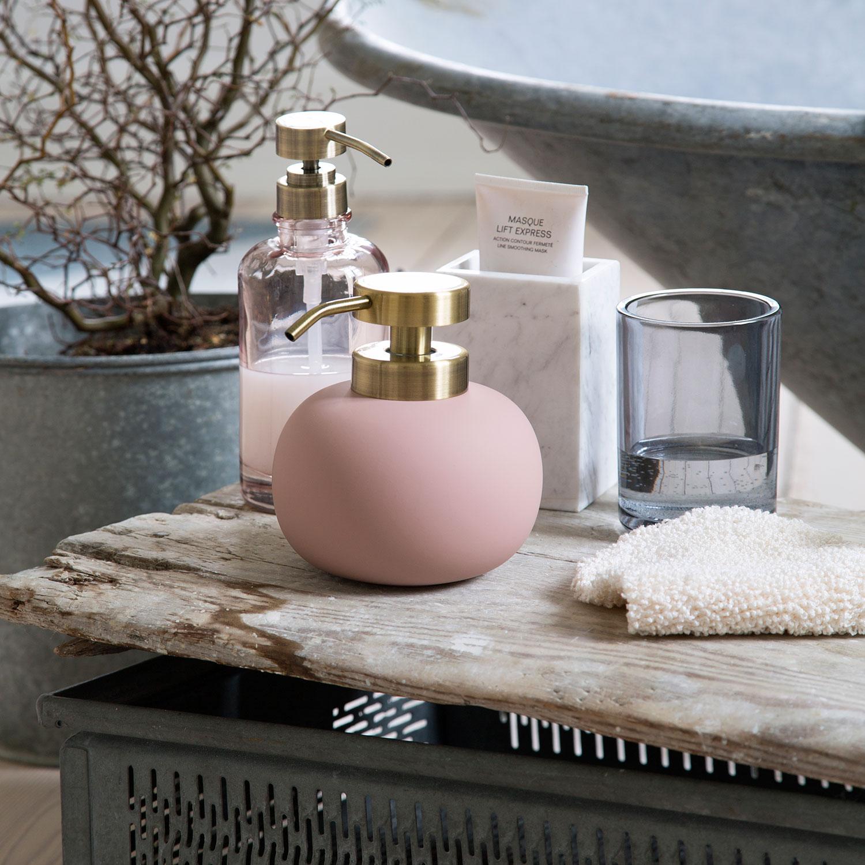 Lotus Tvålpump, Blush, Mette Ditmer