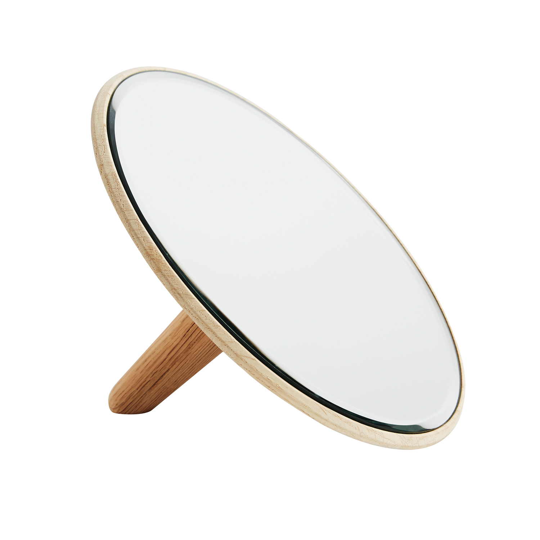 Mirror Barb L Spegel, Ek, Woud