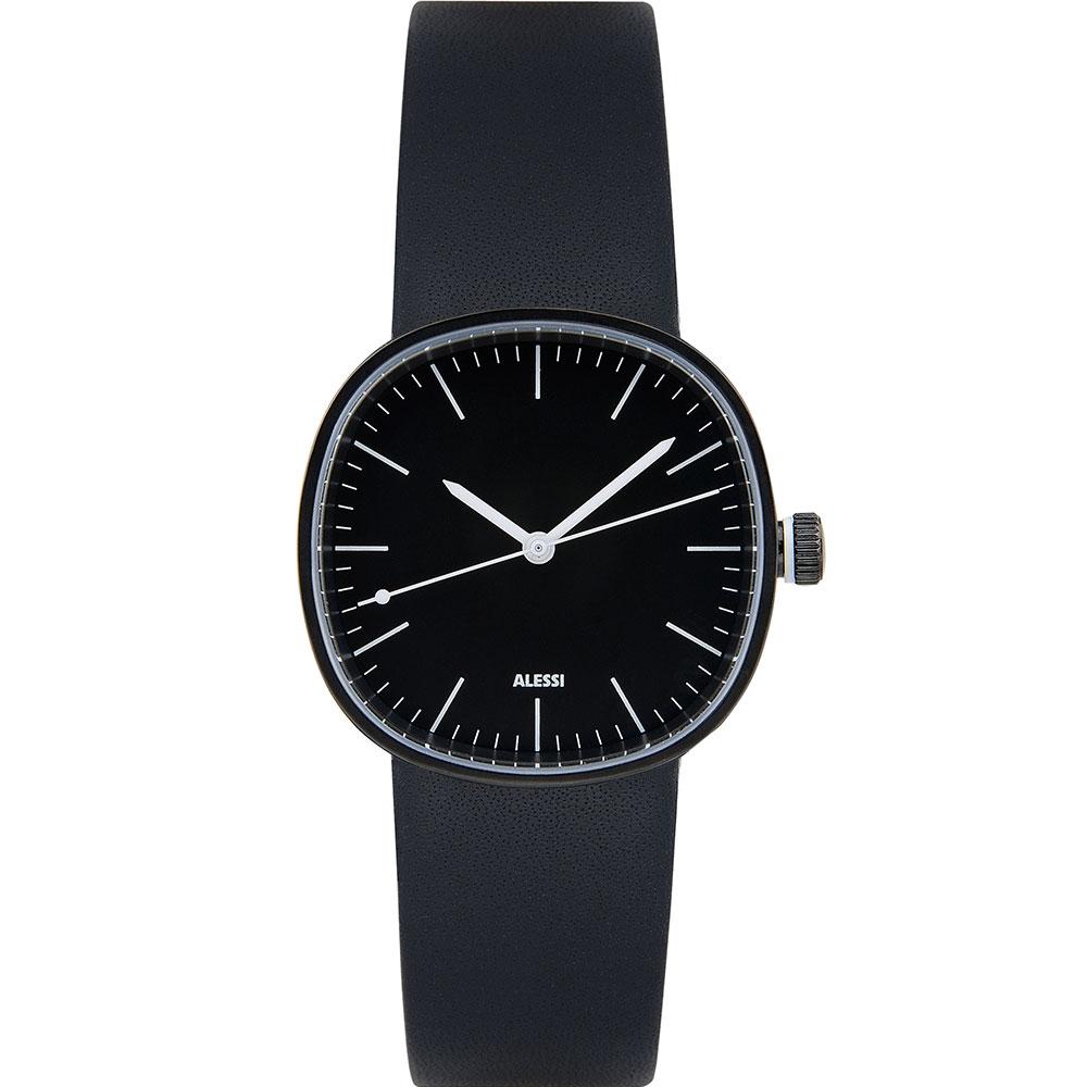 Tic 15 Armbandsklocka, Svart