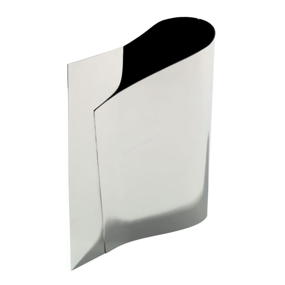 E-Li-LI blomvas 25×8,2 cm, rostfritt stål