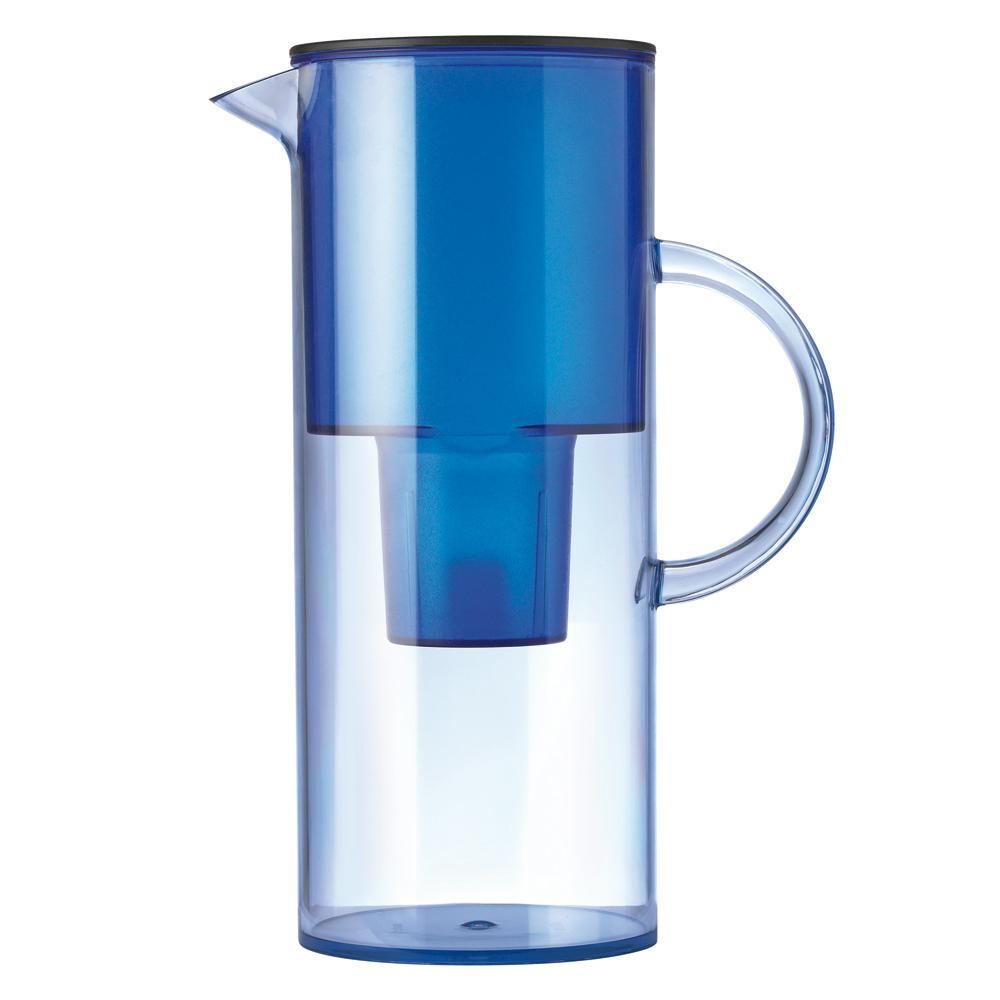 Classic Vattenfilterkanna 2L, Blå