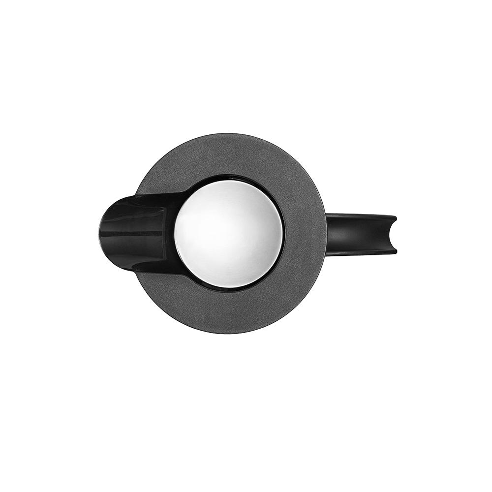 EM77 Reverse Termoskanna 1L Svart Matt/Mirror
