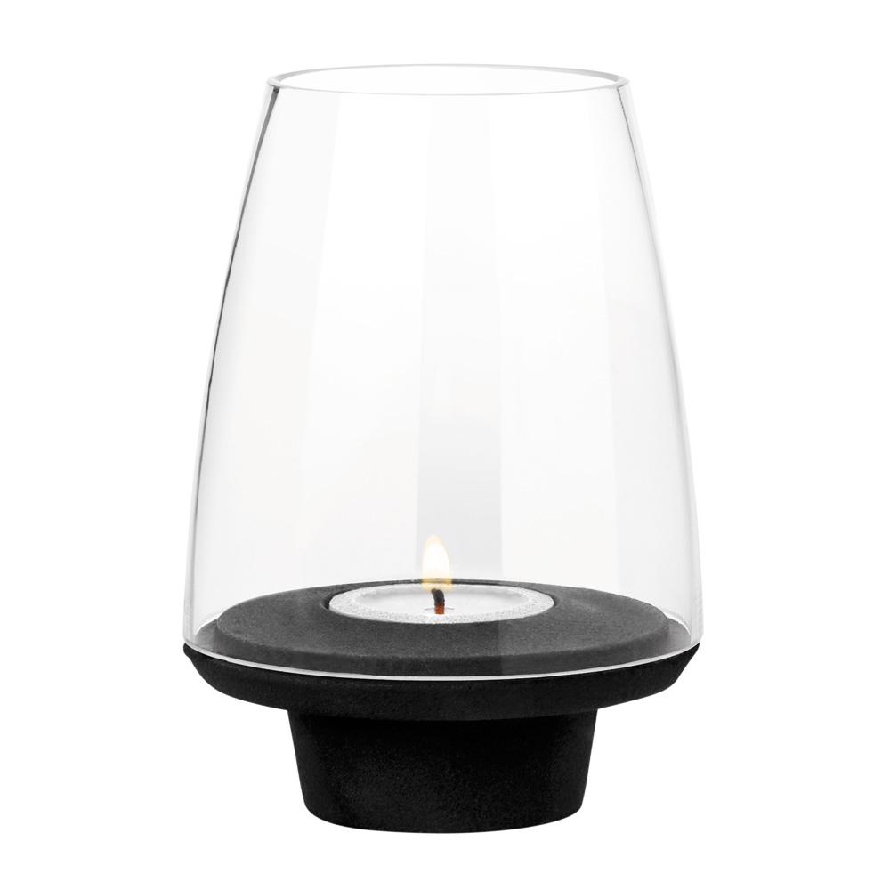 Stelton Fuego Värmeljusstake, Gjutjärn/Glas