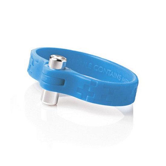 Rescue-Journal armband blå litet