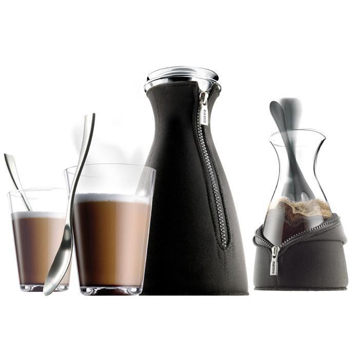 CafeSolo Kaffebryggare 2 Glas 2 Kaffeskedar