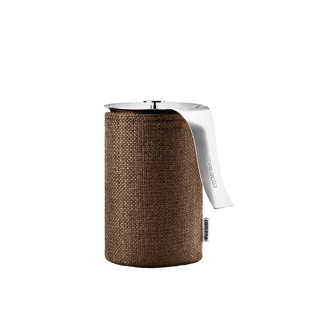 Pressokanna med Fodral Cafetière Bronze 1 L