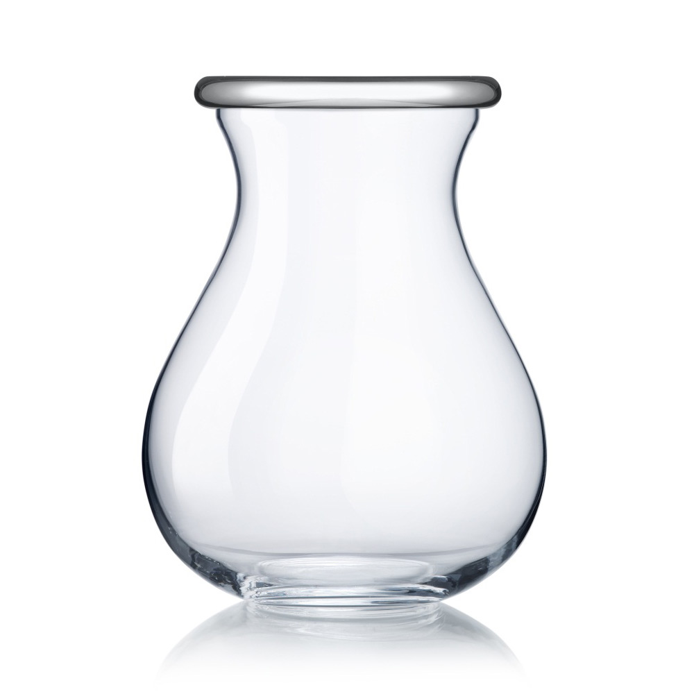 Glasburk med lock 2 liter