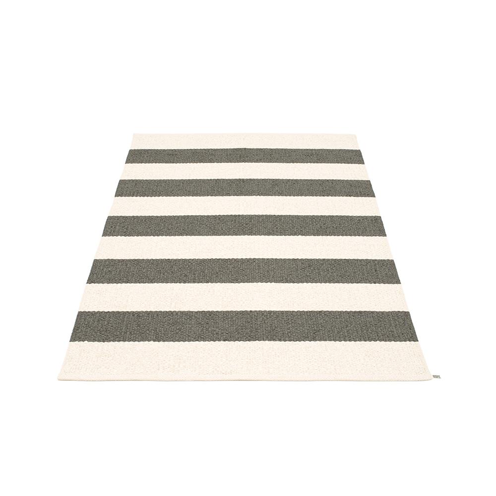 Bob Matta 140×220 cm Charcoal/Vanilla