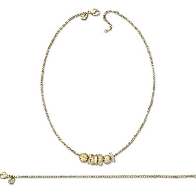 Nadja Set Halsband och Armband