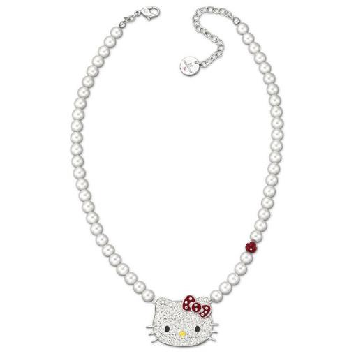 Hello Kitty Dots Halsband