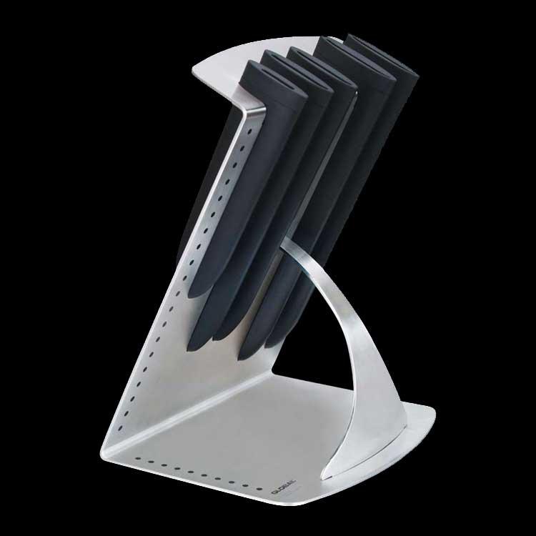 Knivblock Z-line För 5 knivar