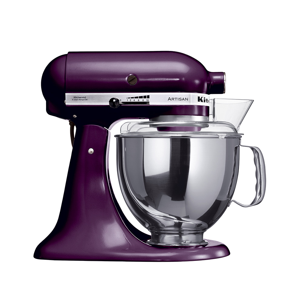 Artisan k ksmaskin bj rnb r kitchenaid kitchenaid - Kitchenaid le livre de cuisine ...