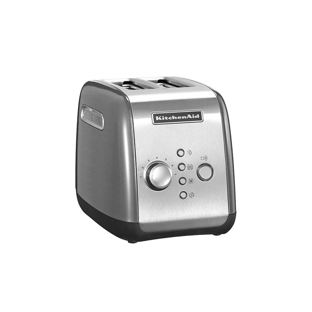 KitchenAid Brödrost 2-Skivor Silver