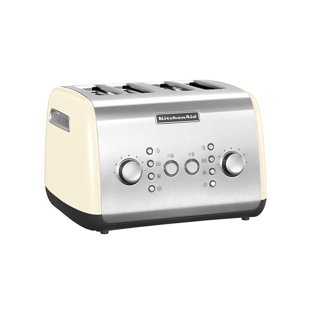 KitchenAid Brödrost 4-Skivor Creme