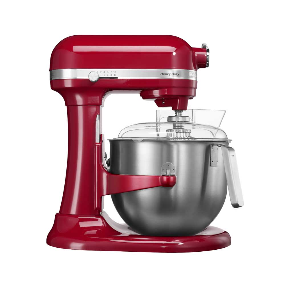 KitchenAid Heavy Duty Köksmaskin.6,9 l. Röd