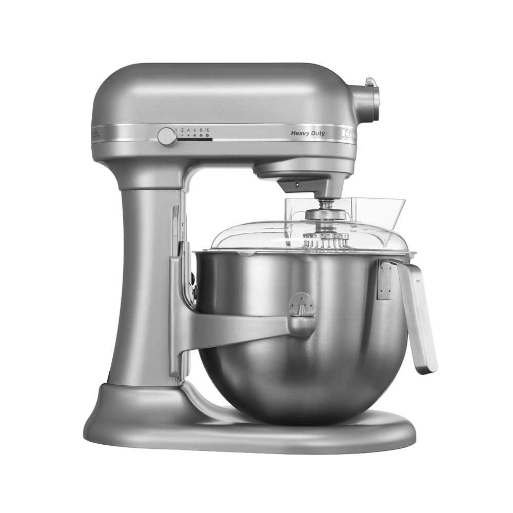 KitchenAid Heavy Duty Köksmaskin.6,9 l. Silver