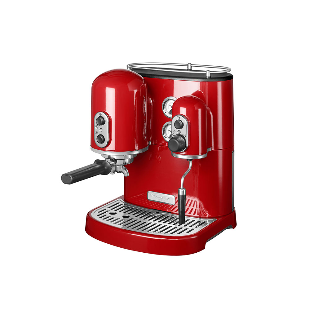Artisan Espressomaskin 1300w Röd