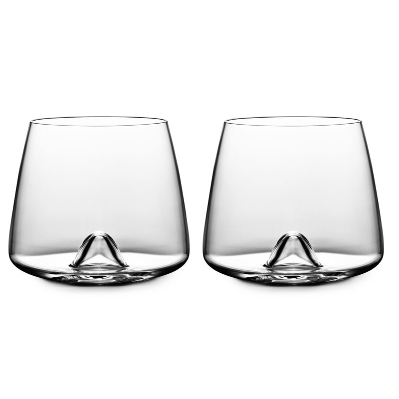 Normann Copenhagen Whiskey Glas 2-pack