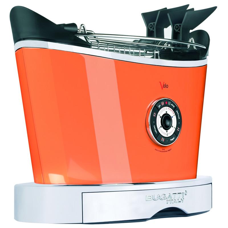 Volo Brödrost Orange