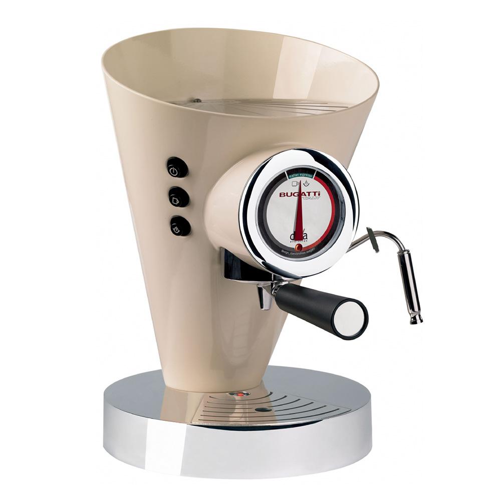 Diva Evolution Kaffe/Espressobryggare Creme